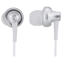 Panasonic RP-HJE500E In Ear Headphones With Aluminium Housing