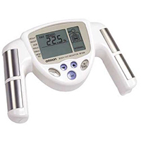 Omron BF306 Hand Held Body Composition Monitor