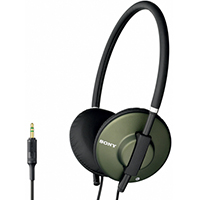 Sony MDR-570LP Stereo Headphones - Green