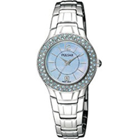 Pulsar PXT675X1 Ladies Dress Watch