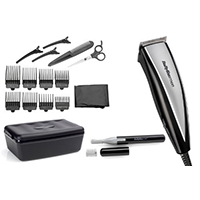 BaByliss 7437TU 20 Piece Home Hair Cutting Kit