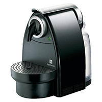 Krups XN2120 Nespresso Essenza Piano Black Coffee Machine