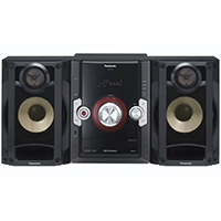 Panasonic SC-AKX10 Mini Hi/Fi System with USB Playback