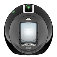Nescafe Dolce Gusto Circolo EDG605.B Coffee Machine - Black