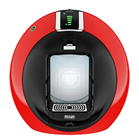 Nescafe Dolce Gusto Circolo EDG605.R Coffee Machine - Red