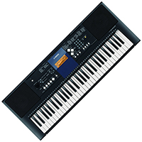 Yamaha PSR E333 61-Key Electronic Keyboard