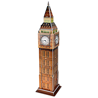 3D Puzzle Building Jigsaw - Big Ben
