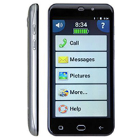 Amplicomms PowerTel M9500 Amplified Smartphone