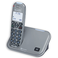Amplicomms PowerTel 1700 Big Button Amplified Cordless DECT Phone