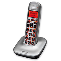 Amplicomms BigTel 1200 Amplified Big Button Cordless Telephone