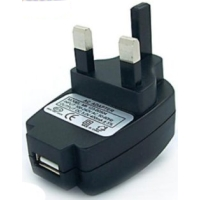 Mp3 Mains USB Travel Charger and Apdapter
