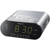 Sony ICF-C218 Dream Machine FM/AM Clock Radio with Auto Time Set