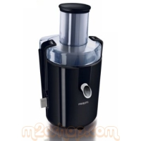 Philips HR1858 Juicer - Gloss Black