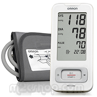 Omron MIT Elite Upper Arm Digital Automatic Blood Pressure Monitor