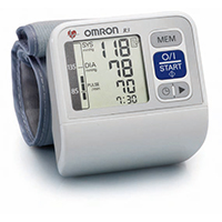Omron R3 Automatic Wrist Blood Pressure Monitor