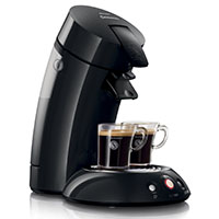 Phillips HD7814 Senseo Coffee Machine - Black
