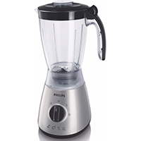 Philips HR2000 Silver Blender with 1.5 Litre Jar - 400W