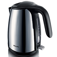 Philips HD4656/22 Energy Efficient Kettle - Gloss Metal 3.0kW, 1.7L
